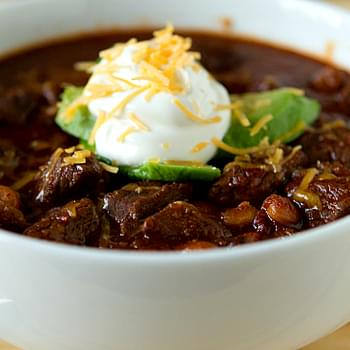 Favorite Chili