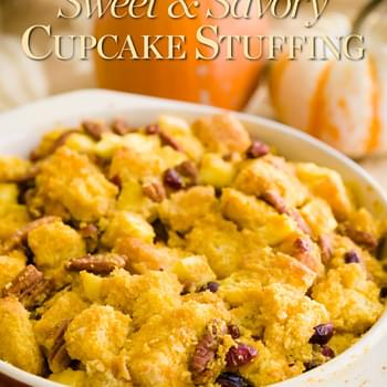 Sweet and Savory Cupcake Stuffing