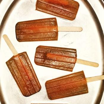 Iced Tea Pops