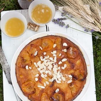 Peach And Mead Cake