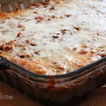Kalyn's Stuffed Cabbage Casserole