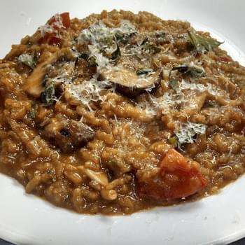 Meatless Monday ~ Is Risotto Worth the Hype?