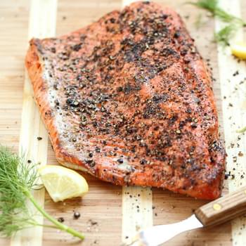 Grilled Salmon Fillet