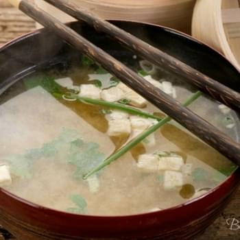 Miso Soup (Belly Fat Buster)