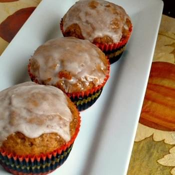 Pumpkin Spice Muffins Adapted from Taste of Home