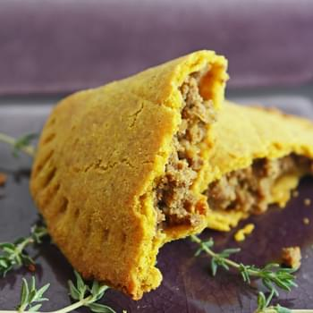 Jamaican Meat Pies (low carb and gluten free)