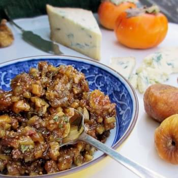 Fig and Olive Tapenade