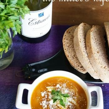 French Onion Soup – Vegetarian and Gluten Free