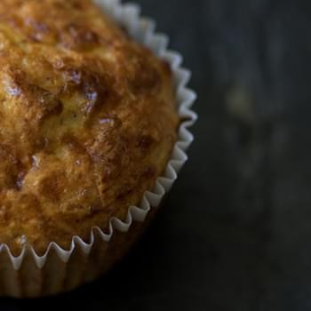 Sun-dried Tomato Cottage Cheese Muffin