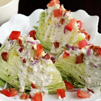 Light Blue Cheese Dressing