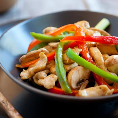 Bell Pepper Chicken