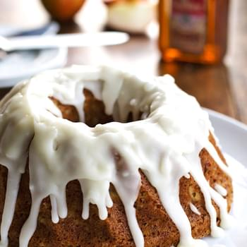 Whole Wheat Honey Apple Bundt Cake