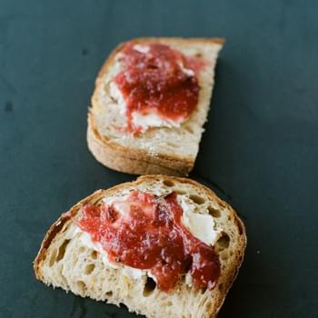 Fig and Plum Jam