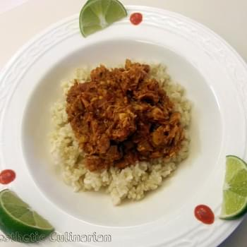 Mexican Style Spicy Tuna
