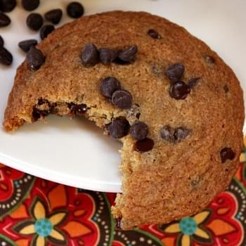 Gluten- Free Chocolate Chip Cookies