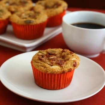 Pumpkin Cream Cheese Muffins – Low Carb and Gluten-Free