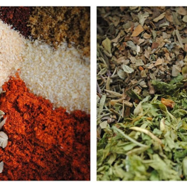 Custom Homemade Spice Blends