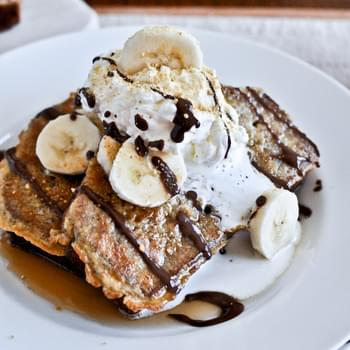 Banana Bread French Toast