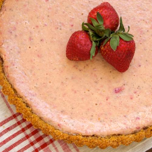 Strawberry Lemonade Tart