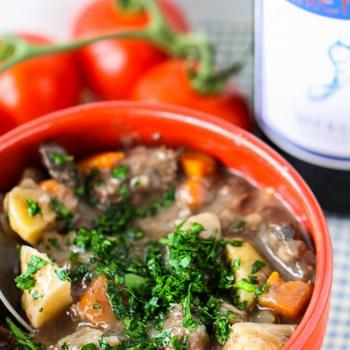 Beef Stew with Merlot