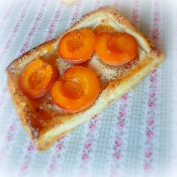 Easy Apricots Tarts
