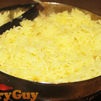 Indian Food Recipes – Cinnamon, Coconut And Saffron Rice
