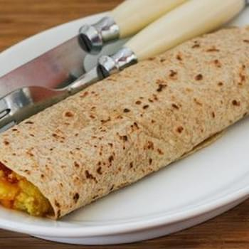 Egg Burritos To Die For