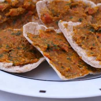 Sun-Dried Tomato Pesto or Spread