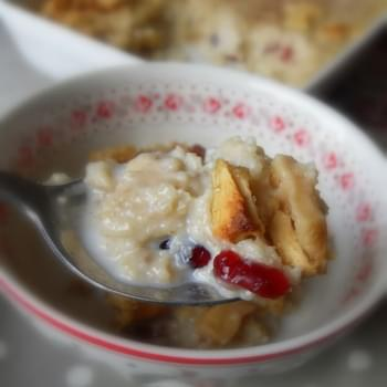 *Country Farmhouse Baked Breakfast Oats*