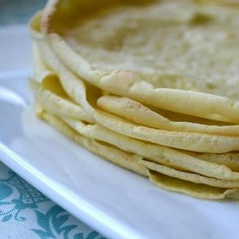 Simple Paleo Tortillas
