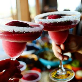 Blackberry Margaritas