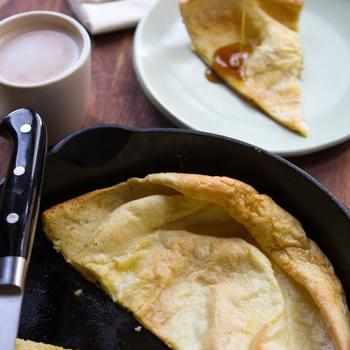 Big Pancake (Dutch Baby)