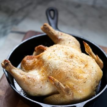 How To Roast a Perfect Chicken