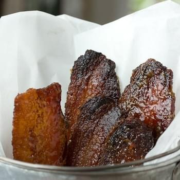 Brown Sugar-Glazed Bacon