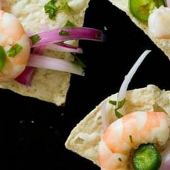 Pickled Shrimp With Lime