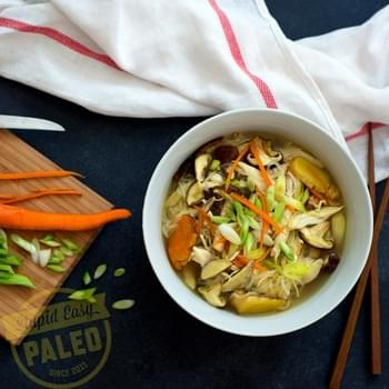 Healing Chicken Soup—Paleo & Whole30