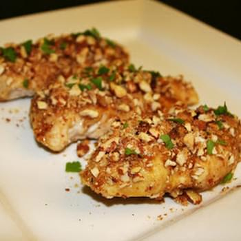 Almond Crusted Chicken
