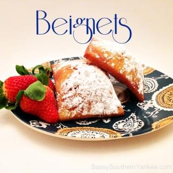 French Quarter Beignets- Gluten Free