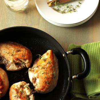 How to Make the Perfect Baked Chicken Breast