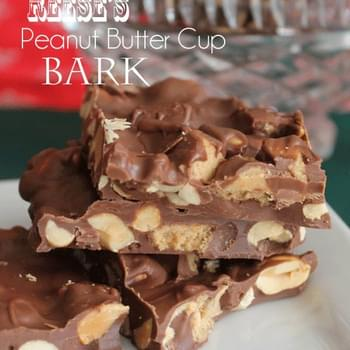 Reese's Peanut Butter Cup Bark