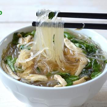 Easy Chicken Pho