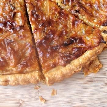 The Ultimate Onion Tart