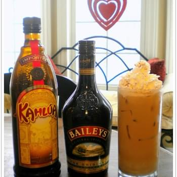 Baileys & Kahlúa Iced Coffee