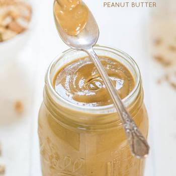 Sunflower Seed Peanut Butter