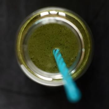 My Favorite Green Smoothie