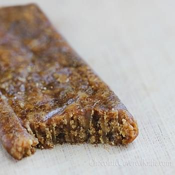 Peanut Butter Homemade Protein Bars