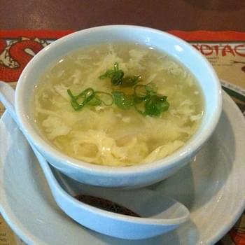 Imperial Palace's Egg Drop Soup