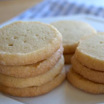Day 350 – French Butter Cookies