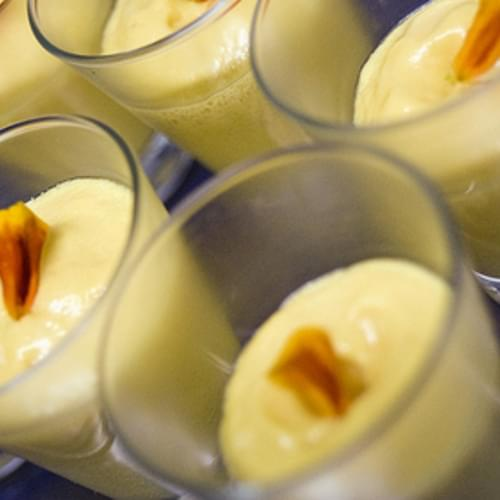 Mango Lassi (Indian Beverage) recipe – 180 calories