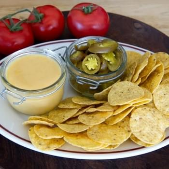 "Beer-Spiked ""Nacho"" Cheese"
